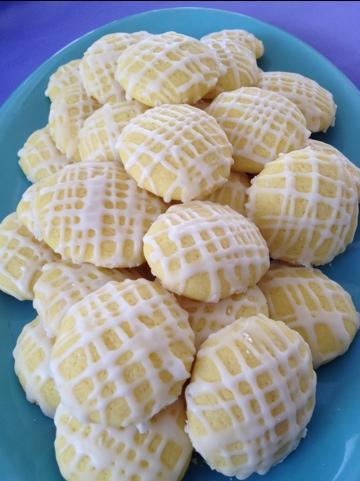 Meyer Lemon Sugar Cookies | Cookie Carrie