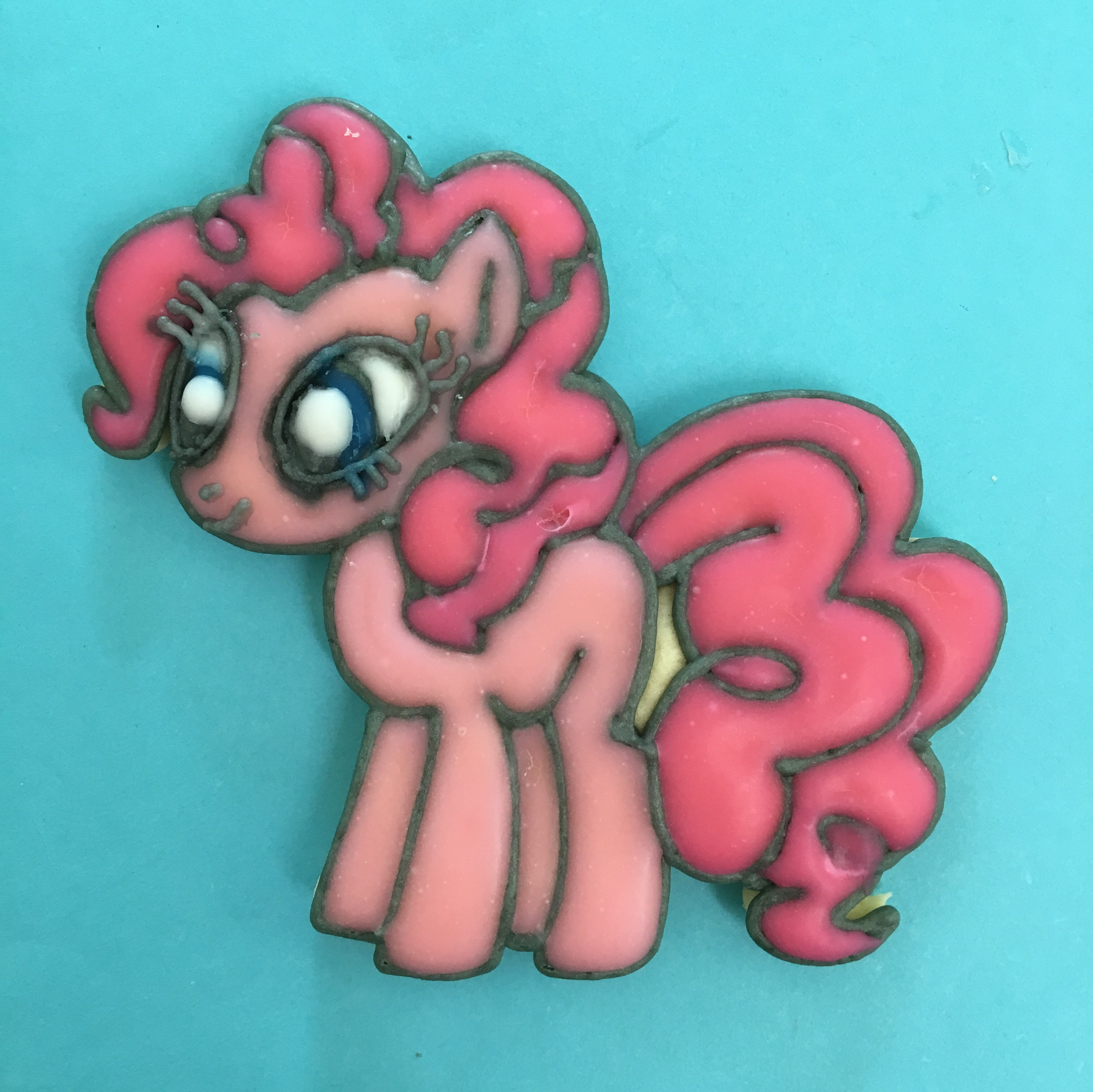 My Little Pony Cookies | Cookie Carrie